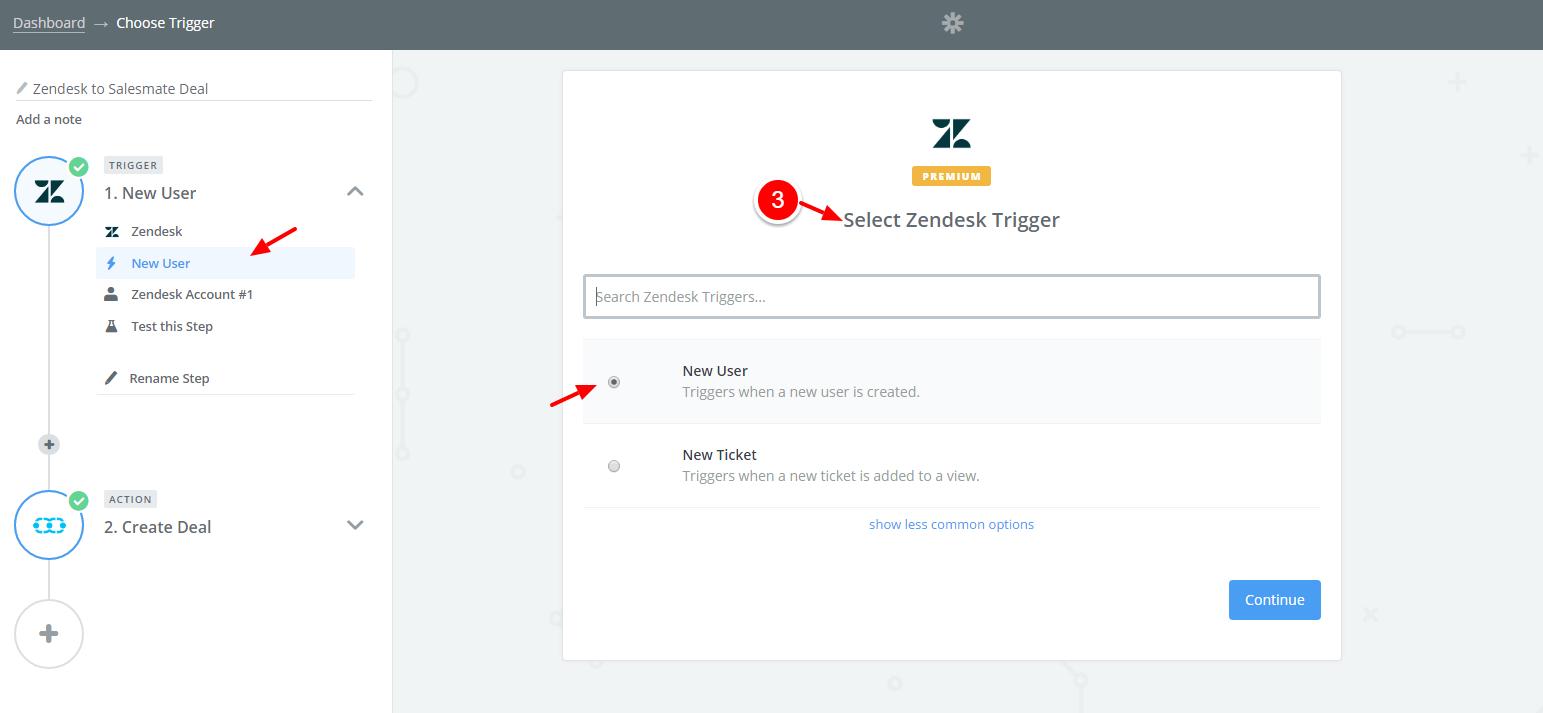 15  Create deals in Salesmate from Zendesk contacts – Salesmate