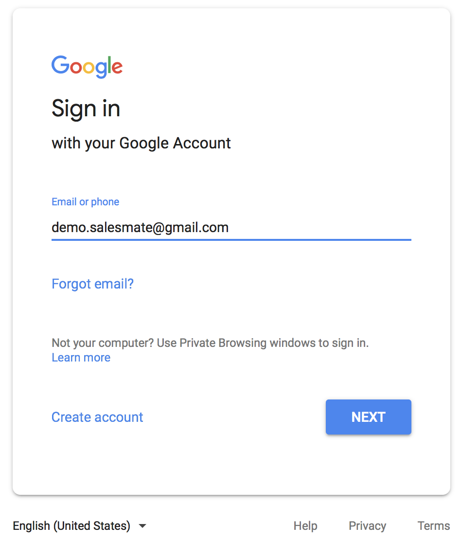 Sign in using App Passwords - Gmail SMTP – Salesmate